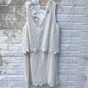 White top shop summer dress🤩